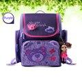 DELUNE Children Cartoon Image Cute Bear Children's Orthopedic Backpack Fashion New Mochila Infantil Bolsas Primary