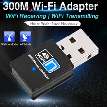 Mini USB Wifi Adapter 802.11n Antenna Wireless External For Desktop WiFi Adapter Mini Network Card 150mbps 2dBi Wi-Fi RTL8192 купить недорого в Москве