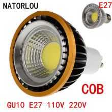 LED COB PAR20 spot 220 V 110 V Dimmable GU10/E27 15 W LED PAR20 spot blanc chaud blanc froid blanc naturel spot(China)