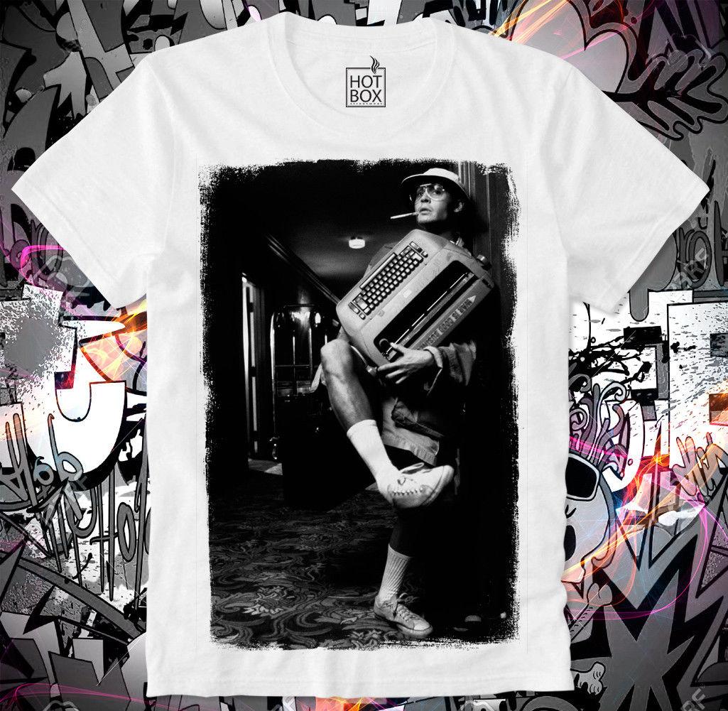 T Shirt HOTBOX Raul Duke Hunter Thompson Fear and Loathing in Las Vegas LSD ACID ...