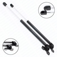 2pcs Auto Front Hood Gas Charged Struts Spring Lift Support For 1996 2004 ACURA RL TL