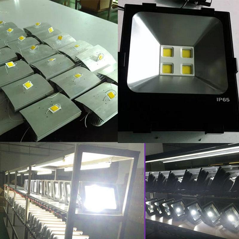 Visoka svetlost brez voznikov PCB 3W / 5W okrogla COB LED žarnica - Pribor za razsvetljavo - Fotografija 5