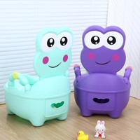 Portable Baby Toilet Seat Pot For Kids Potty Training Children's Potty Baby Toilet Multifunction Boy Urinal Potty Toilet