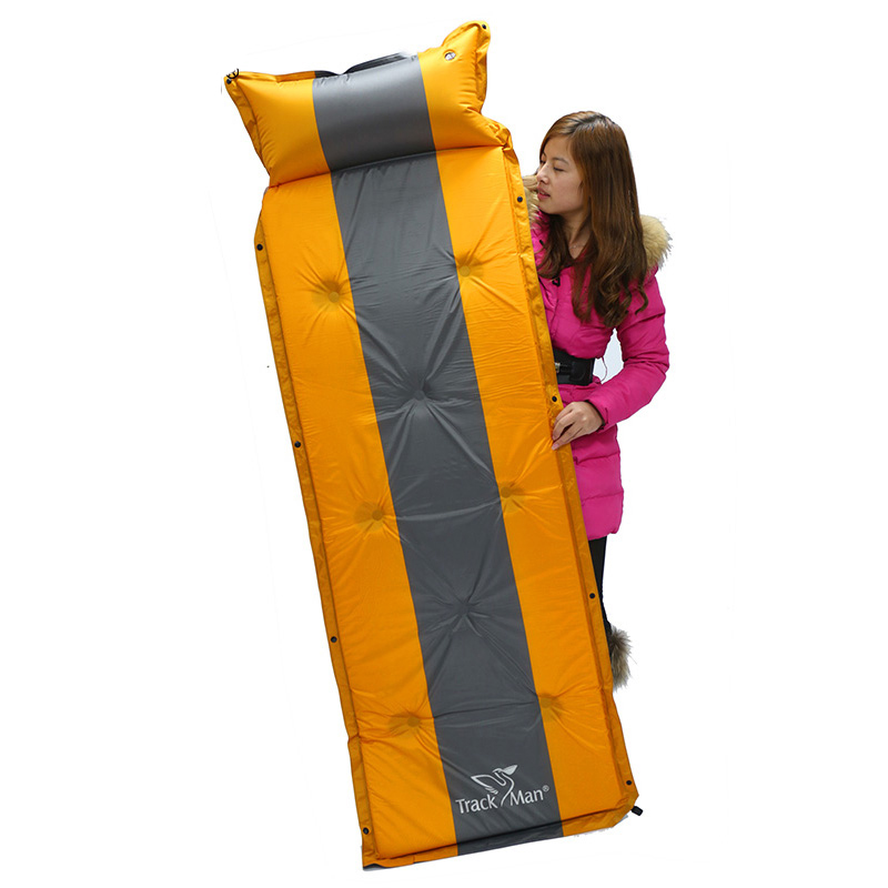 inflatable mattress frame queen