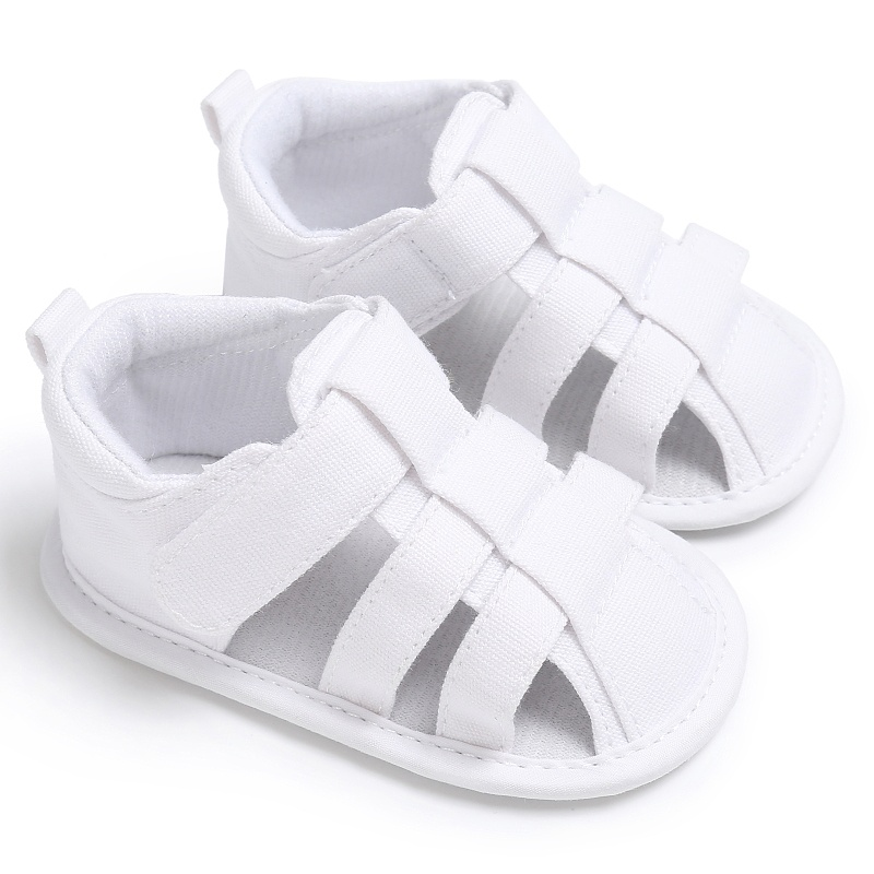 Newborn Sandal Baby Boys Hollow Out Infant Boys Casual Breathable Sandals Baby Slippers Shoes