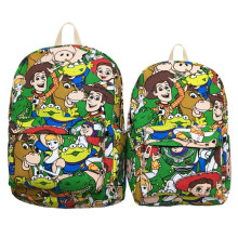 2018 Sale New Mochilas Popular cremallera Toy Story Woody Buzz Light Year Mochilas para adolescente Bolsa de viaje 12 estudiantes de escuela de 15 ""