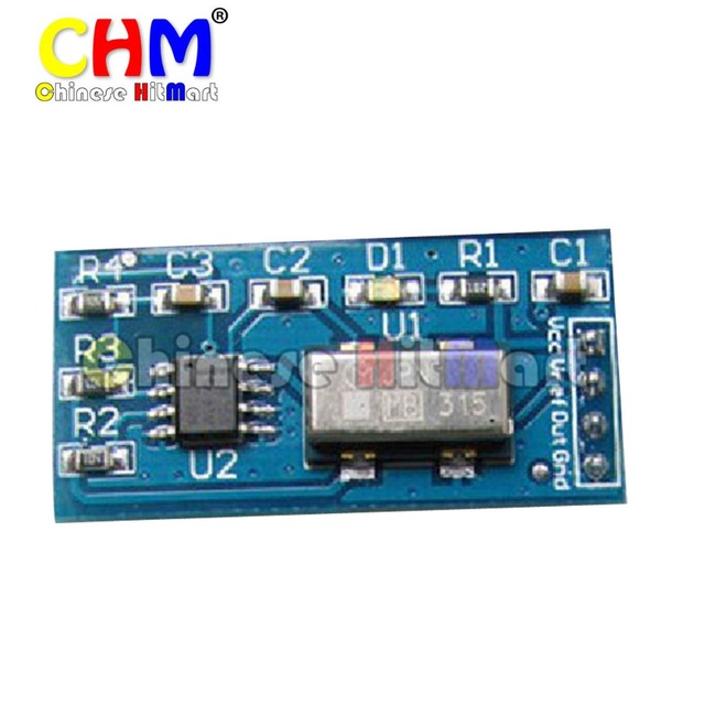 US $19 6 |High quality New ENC 03 Single Axis Gyro Angular Velocity Sensor  Module free shipping 2pcs/lot #J057 1-in Integrated Circuits from