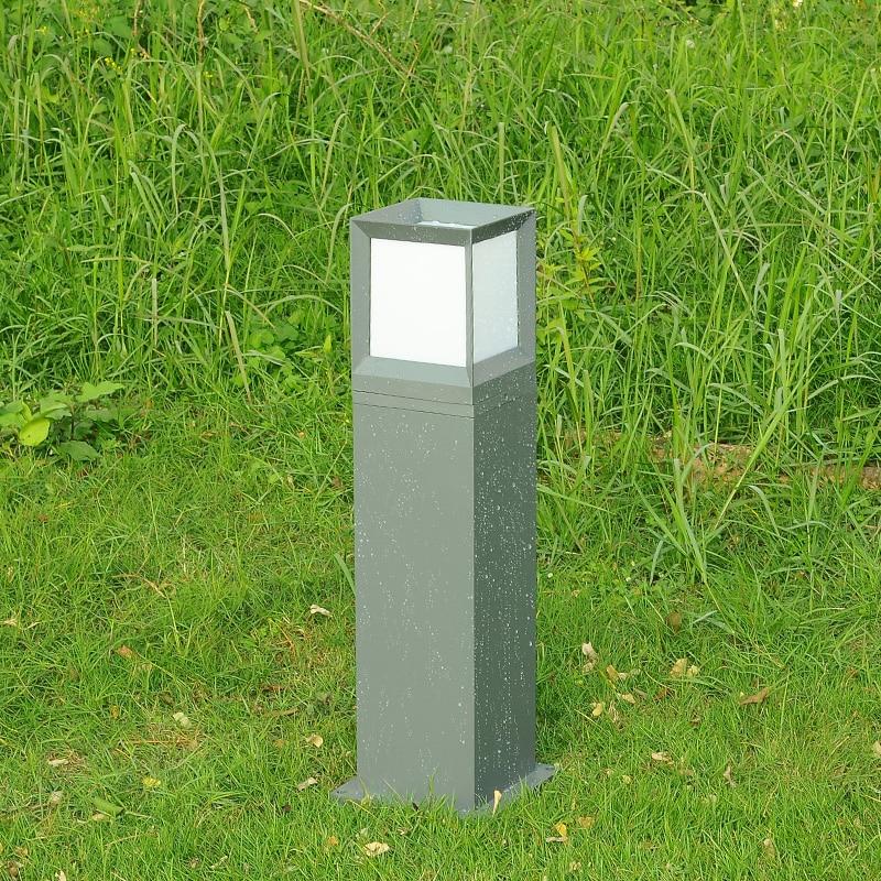 Vandtæt villa haven lys aluminium gadeplæne lamper simpel udendørs park bolig korridor hegn sconce