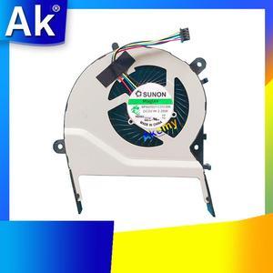 Novo ventilador de Refrigeração Para SUNON For Asus X455LD X555L K555LD W419L W519L R556L R557L Y583L K555L VM590L X555LJ X554L X554LD CPU ventilador Portátil