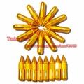 Forged Aluminum Wheel Nut Blox Lug Nut With Spikes M12XP1.5 Gold Color Wheel Locking Nut 20pcs/set