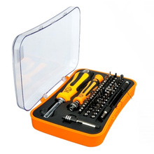 Precision Magnetic bit set screwdriver 57 in 1 repair Electric mobile phone & home repair tools kit for smartphone laptop tool