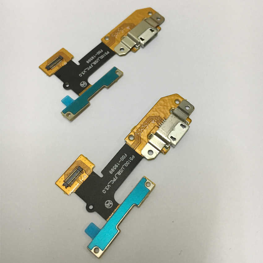 Usb porto de carregamento doca conector flex para lenovo yoga tab 3 YT3-X50L YT3-X50f YT3-X50 YT3-X50m p5100 YT3-850F p5000