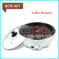 SCR 301 220V Coffee Roasters Household Durable Coffee Bean Roaster Coffee High Temperature Resistant PP Capacity