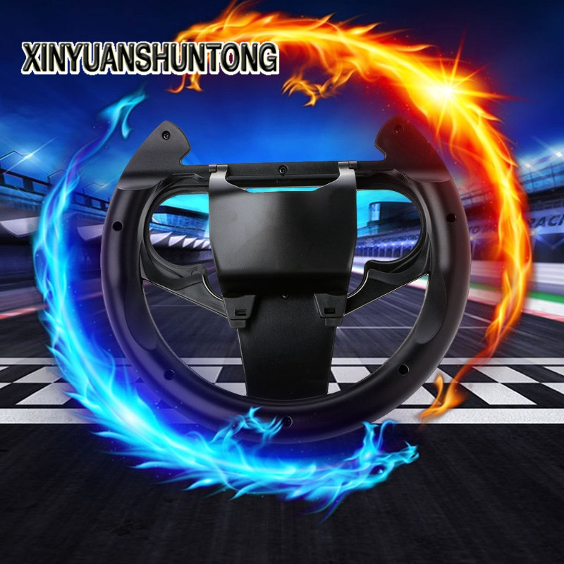 XINYUANSHUNTONG Game Accessory Racing Steering Wheel Driving Game Handle For PS4