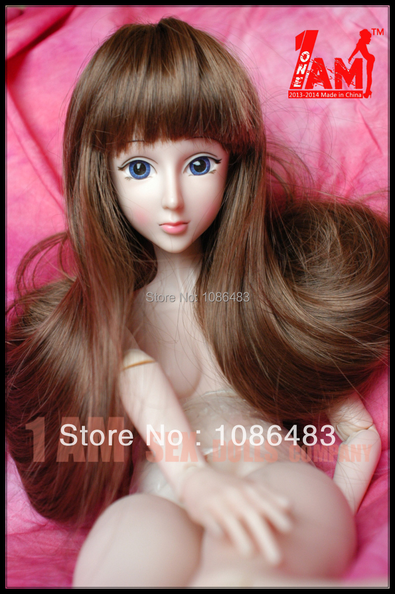 2014 Bjd Sex Doll Mini Sex Doll Solid Doll Silicone Vagina -2583