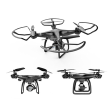 Electric Adjust Camera Angle 2.4G 4CH RC Drones RC Helicopters Quadrocopters 720P WIFI FPV HD Camera Set Height Hover CF Mode