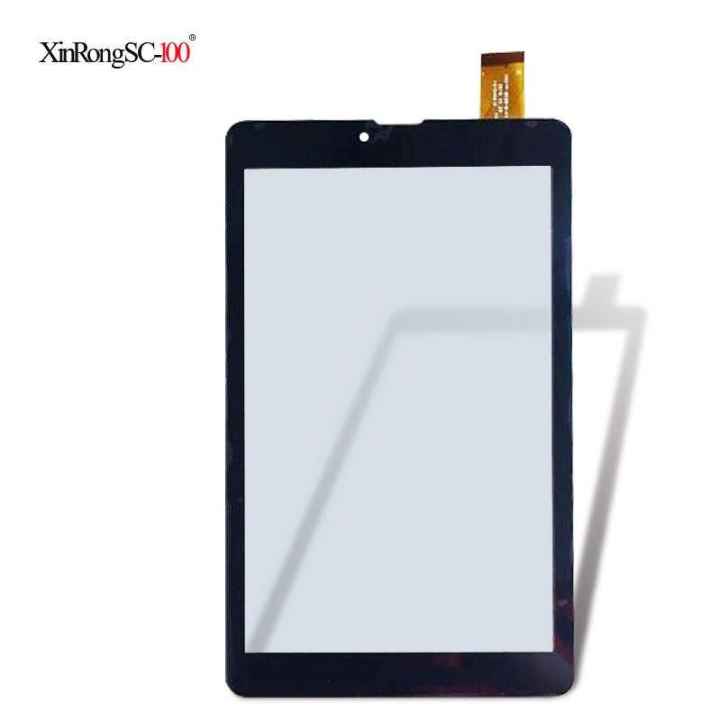 """جديد 8 """"اللوحي ل Innjoo F801 محول الأرقام بشاشة تعمل بلمس لوحة استبدال الزجاج الاستشعار شحن مجاني"""