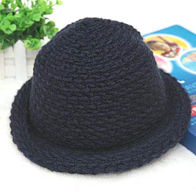 placeholder Fashion Winter Hats Baby Boy Hats For Bucket Hat Boys Cap  Children Cap Kids Solid Caps a65fe2213fcd