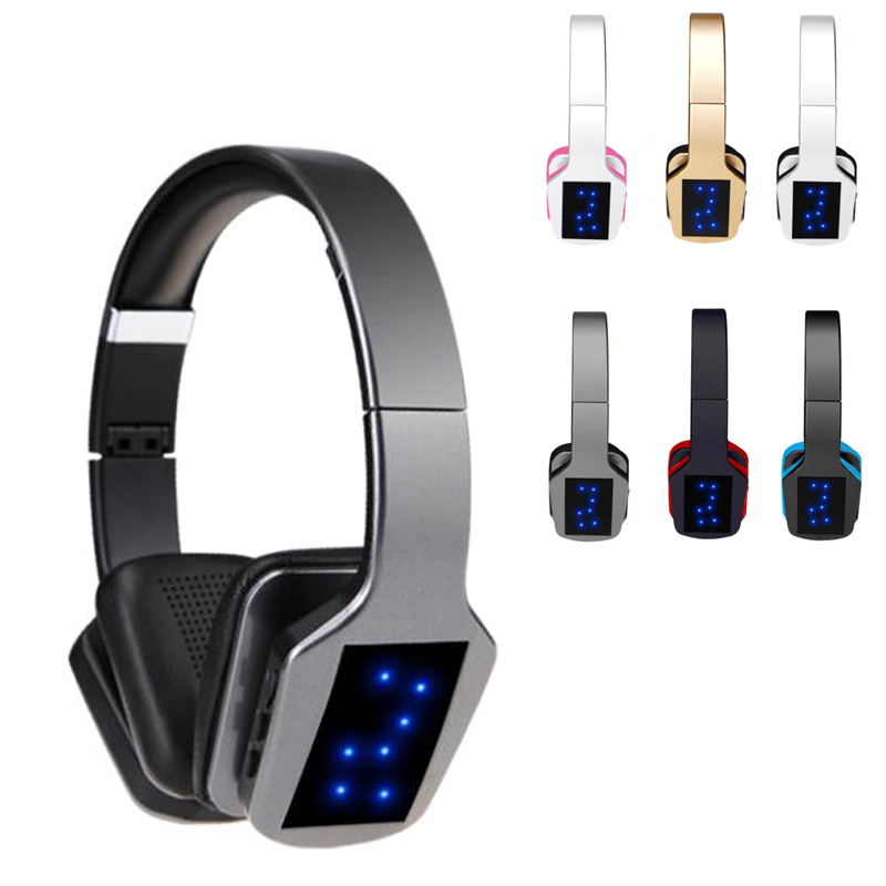 Metal Wired Wireless Dual-use Bluetooth Headset TF Card Slot Earphone FM Radio Handfree Headphone For Mobile Phone Computer MP3 7 hd 2din car stereo bluetooth mp5 player gps navigation support tf usb aux fm radio rearview camera fm radio usb tf aux