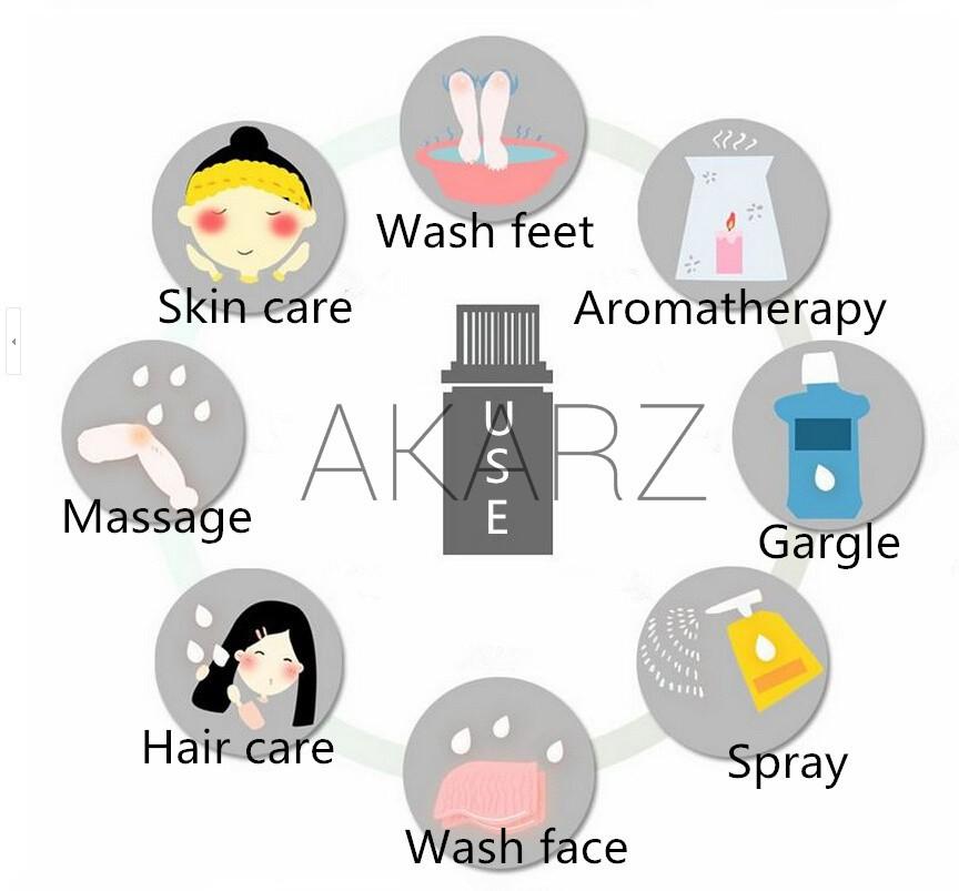 100% pure Huile de germe de blé AKARZ, pour massage relaxation bien être, soin de la peau, des cheveux, nettoyer le visage, les pieds, aromathérapie, spray, gargarisme, achat pas cher, en soldes, promotion, livraison gratuite, frais de ports offerts, usages