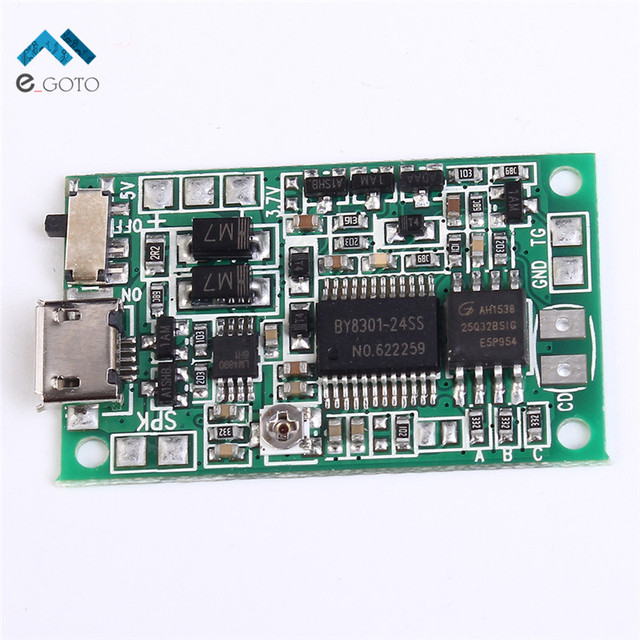 4m pcb recordable programmable sound chip voice music board module 4m pcb recordable programmable sound chip voice music board module for greeting card diy holiday gifts m4hsunfo