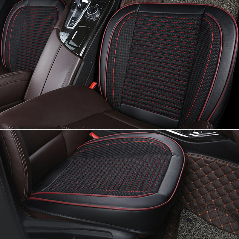55 55cm balck Car Truck Cover Seat Protector Cushion Front Cover accessories parts fir For Mercedes C GLA in Automobiles Seat Covers from Automobiles Motorcycles