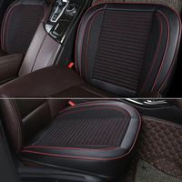 55 55*55cm balck Car Truck Cover Seat Protector Cushion Front Cover accessories parts fir For Mercedes C /GLA (2)