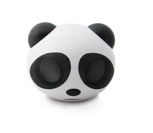 free shipping 1pcs panda mini digital sound box speaker. Black Bedroom Furniture Sets. Home Design Ideas