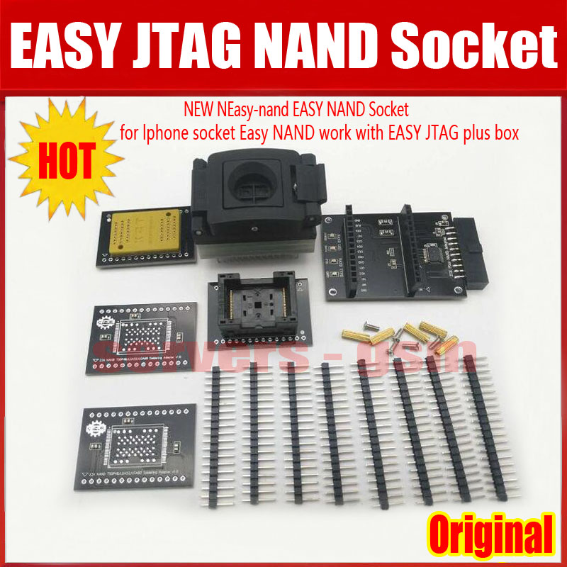 2019 latest version Easy-nand EASY NAND socket for lphone socket Easy NAND work with EASY JTAG plus box2019 latest version Easy-nand EASY NAND socket for lphone socket Easy NAND work with EASY JTAG plus box
