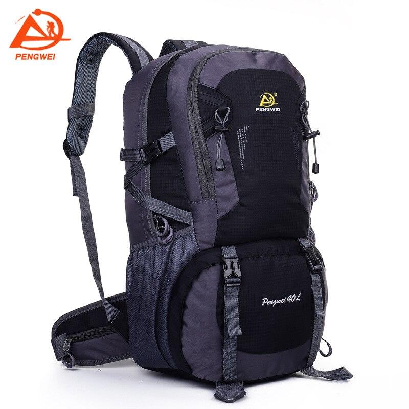 Multifunction 40L Waterproof Women&men Travel Backpack Hike Camp Climb Mochilas Masculina Brand Bagpack Laptop Back Bag 2016