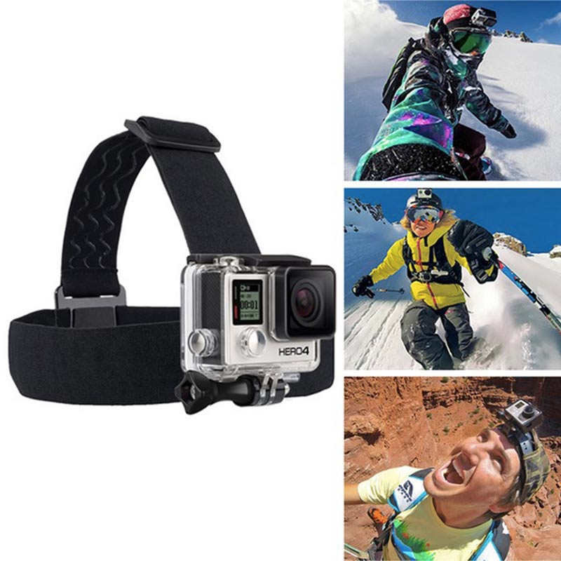 For-Action-camera-Gopro-Accessories-Head-Strap-Chest-Harness-Mount-For-Gopro-Hero-5-3-4