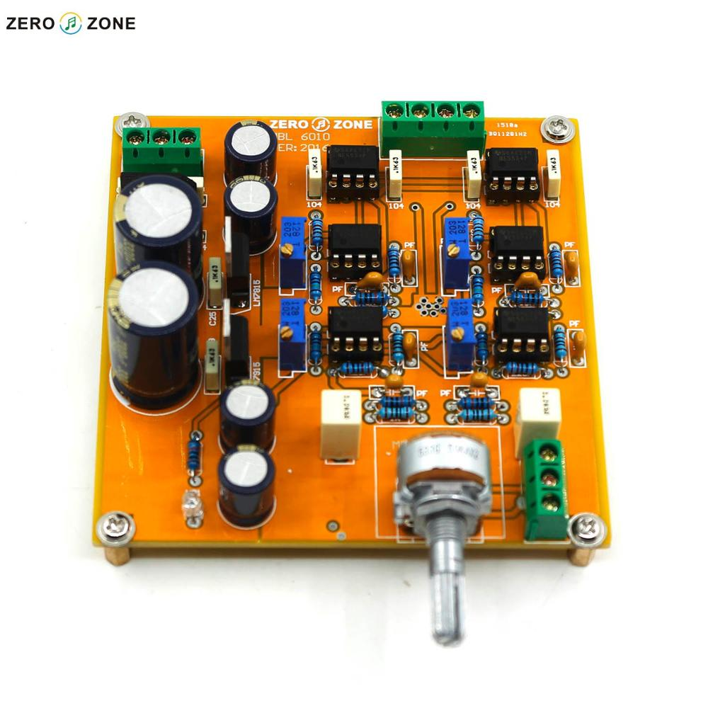Mini MBL6010D Preamplifier High-end Version Assembled board
