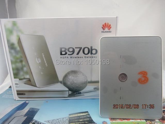 100% Brand new Huawei B970b 3G Router