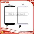 Digitador da tela de toque do telefone móvel para lg g2 mini d620 D618 Telefone Sensor de Peças Do Painel de Vidro Frontal Cor Preta Livre grátis