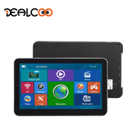 Dealcoo 7 Inch HD Car GPS Navigation FM 8GB 128M DDR 800MHZ 2015 Map Free Upgrade