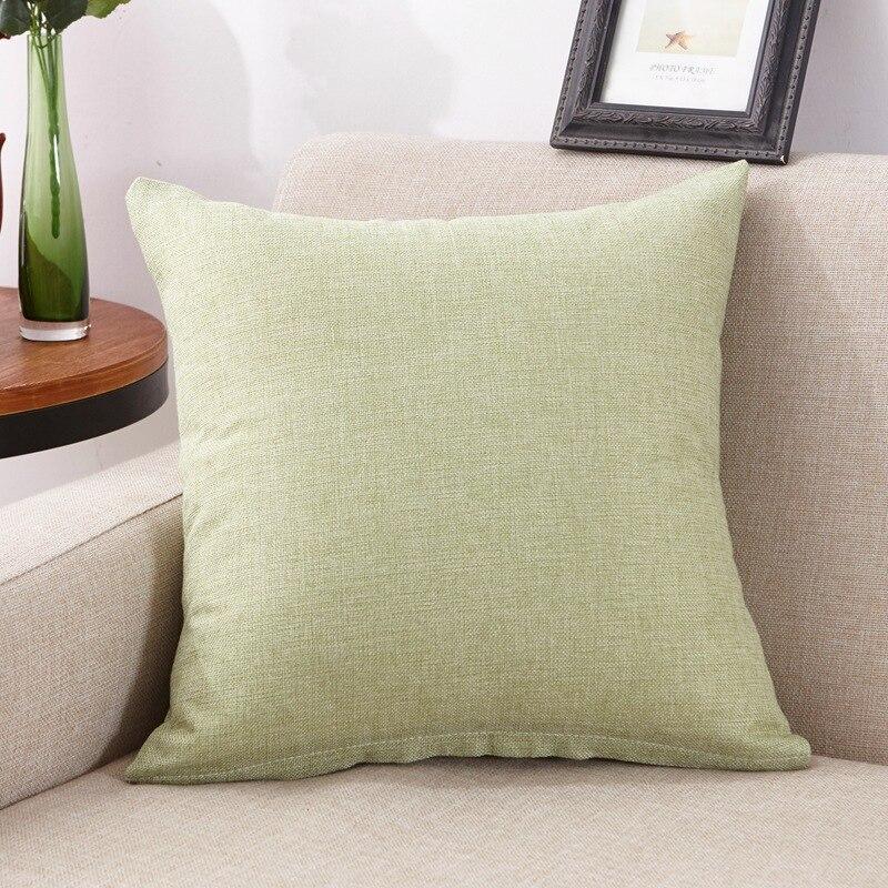 HTB1.E.SgDnI8KJjSszgq6A8ApXai 45x45cm New Soft Multicolor Choice Tailored Edge Poly Cotton European Cushion Home Decor