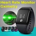 La presión arterial smart watch pista reloj reloj bluetooth conectado heart rate monitor podómetro smartwatch para android ios