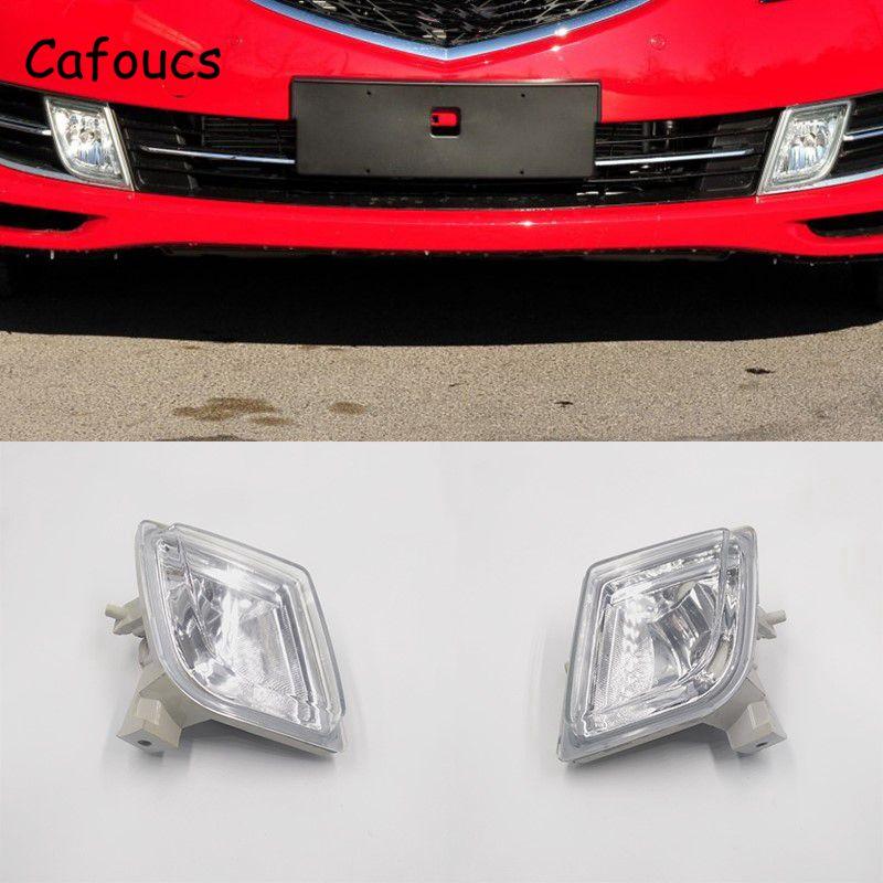 Cafoucs For Mazda 6 2009 2010 Driving Light Front Fog font b Lamp b font GS3L