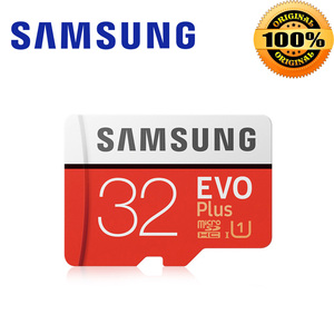 Image 2 - SAMSUNG EVO+ Micro SD 256G SDHC 100mb/s Grade Class10 Memory Card C10 UHS I TF/SD Cards Trans Flash SDXC 64GB 128GB for shipping