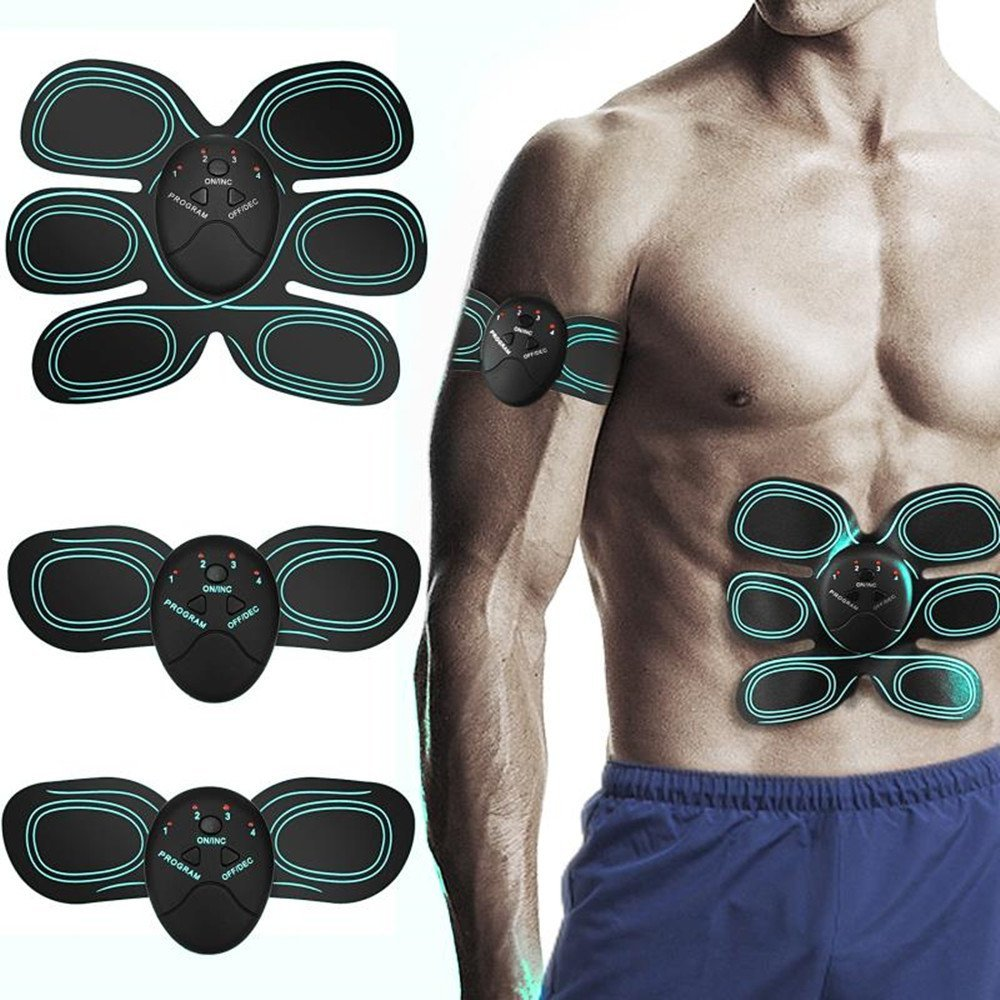 Health Care Abdominal Fitness Set Body Slimming Beauty Machine Abdominal Muscle Exerciser Training Device Body Massager muscle exerciser wireless muscle stimulator smart fitness abdominal leg arm training device body slimming beauty machine