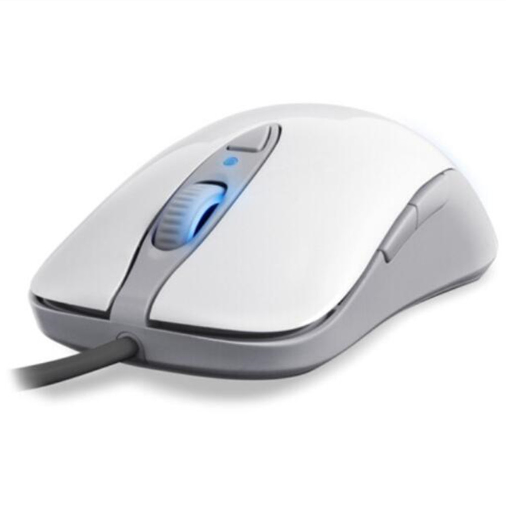 Steelseries SENSEI RAW Frostblue Gaming mouse, Steelseries Engine Steelseries Laser mouse-Gray мышь steelseries sensei raw лазерная проводная usb черный [62155]