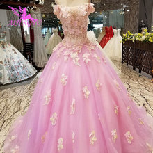 AIJINGYU Discount Wedding Dress Arab Emirates Bridal Gown