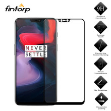 Fintorp 3D Tempered Glass For OnePlus 6T 6 5T 5 Screen Protector One Plus 3 Protective Flim Guard