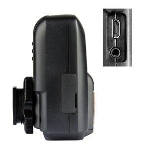 Image 5 - Godox Xpro N Zender Met 2Pcs X1R N Ontvanger Ttl 1/8000S Hss High Speed Sync 2.4G Wireless Flash Trigger Voor Nikon Camera S