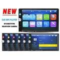2 Din 7 ''Сенсорный Экран HD Автомобильный Видео-Плеер Bluetooth Стерео Радио FM/MP3/4/MP5/DVD/Аудио/USB Электроника Авто В Тире автомагнитолы