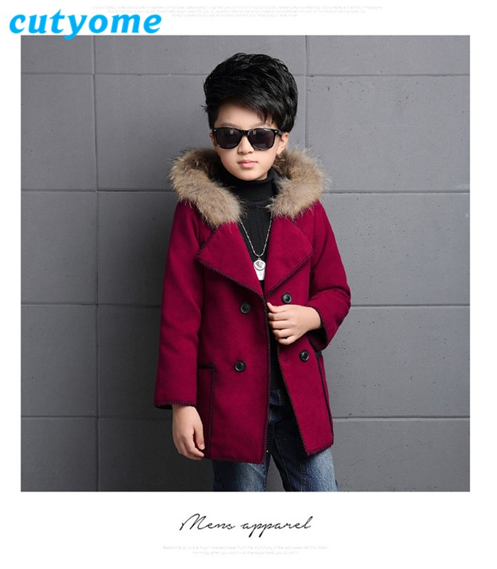 fashion wool coats for kids08
