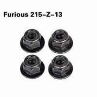 5 Sets/lot Walkera Furious 215-Z-13 Locknut Screw Nuts for Walkera Furious 215 FPV Racing Drone Quadcopter