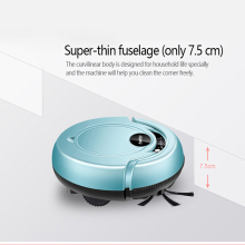 Smart Robot Pet Friendly Wireless Vacuum Cleaner