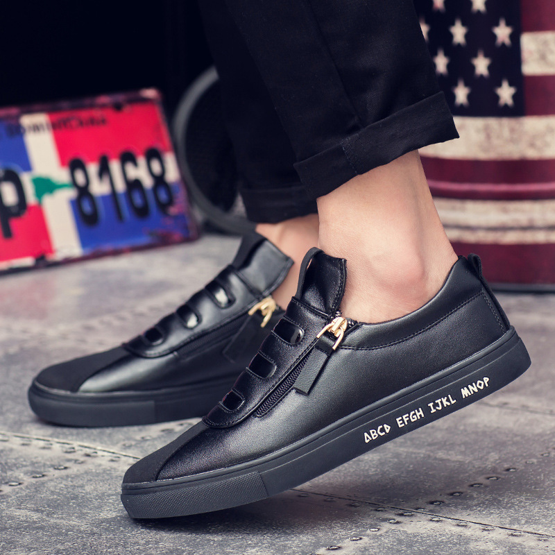 New Arrival Men s Stanly Shoes Outdoor Skateboarding Shoes Breathable Lace up Jogging font b Sport