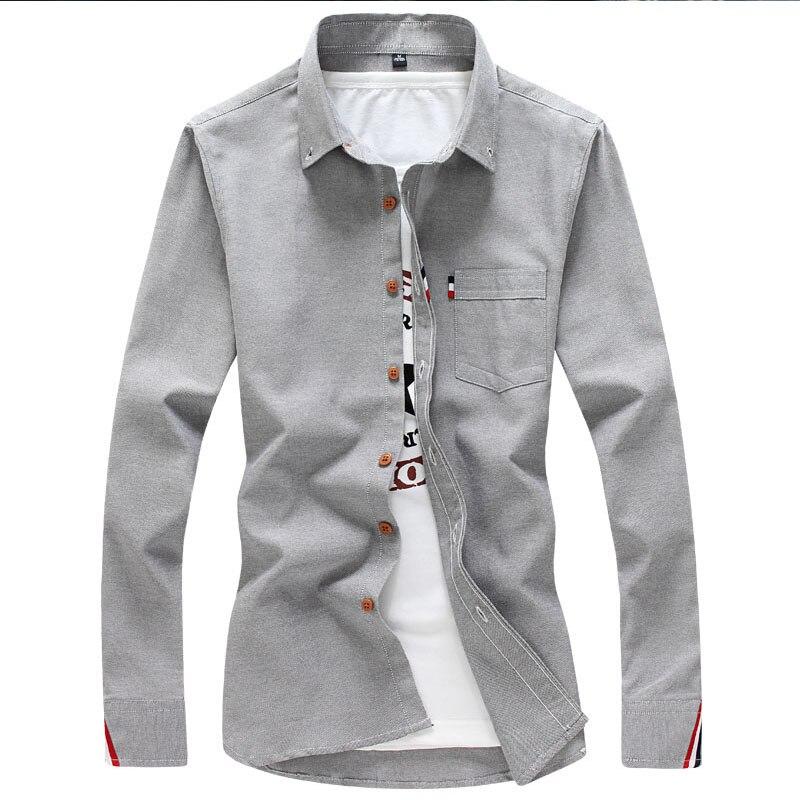 2018 Summer Casual Shirts Men Top Design Brand Formal Dress Shirts